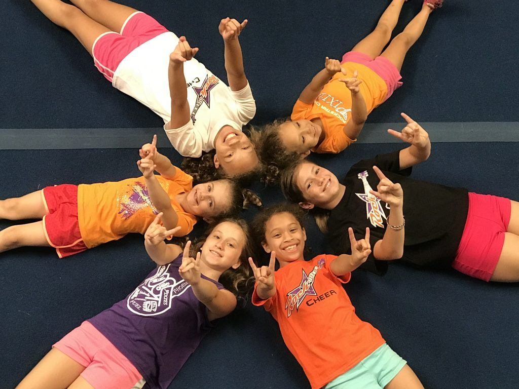 Camps - Rockstar Cheer Holly Springs Camps